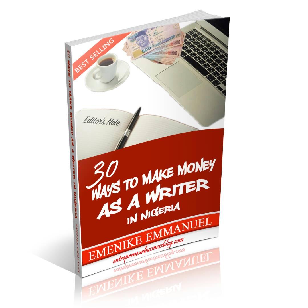 Make money writing in Nigeria