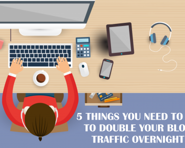 Drive massive traffic to your blog