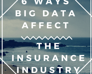 managing big data in an insurance company