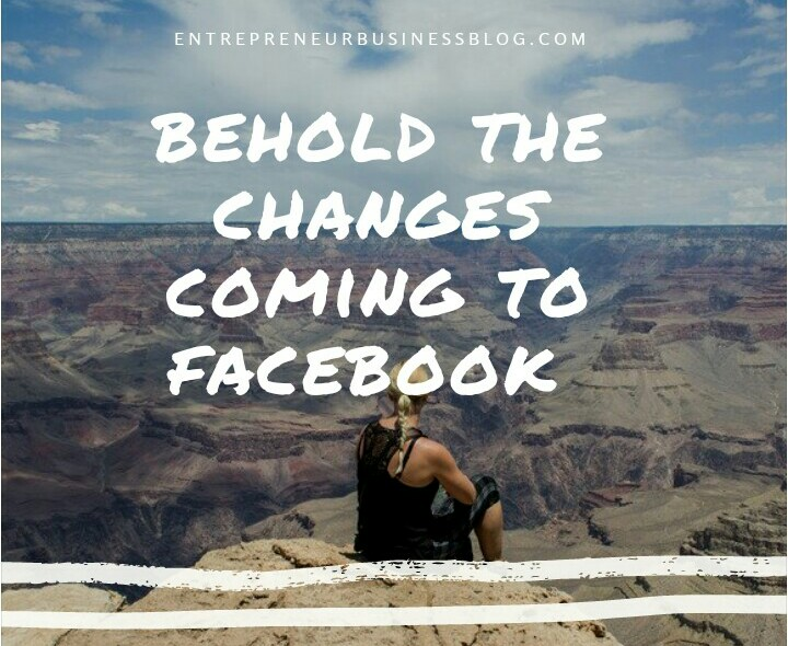 2018 Facebook trends for bloggers