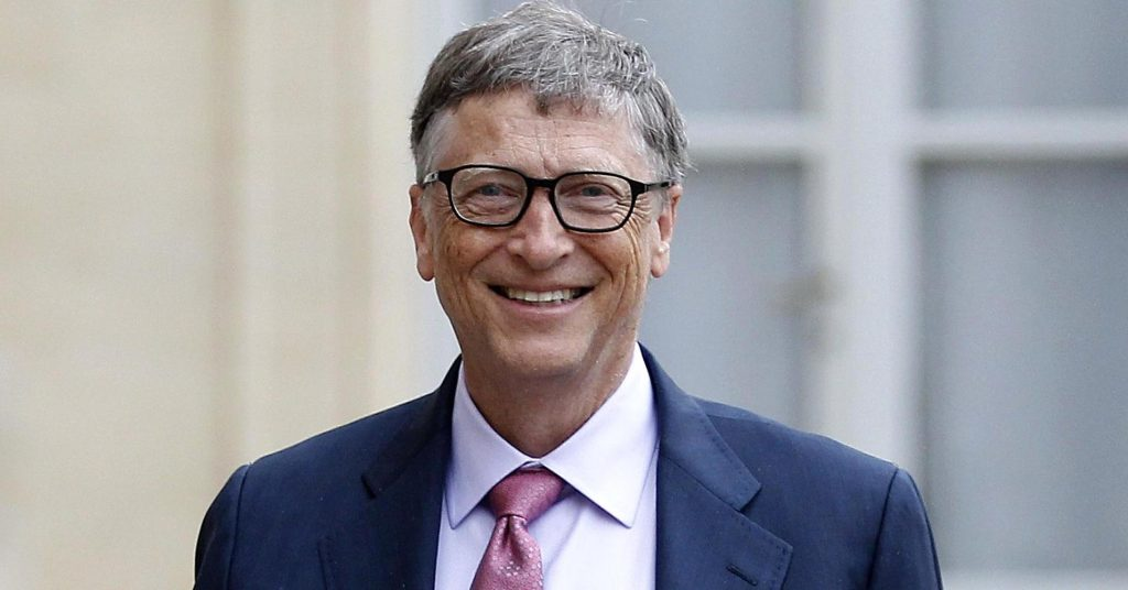 Is Bill Gates an introverted entrepreneur