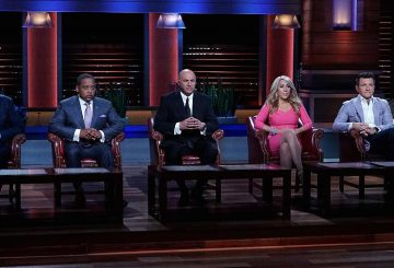 Shark Tank TV Show with Mark Cuban