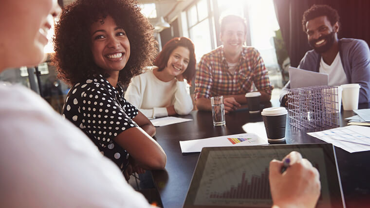 How companies are using positive psychology to boost employees performance