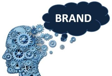 infographic showing 10 simple ways to increase brand awareness