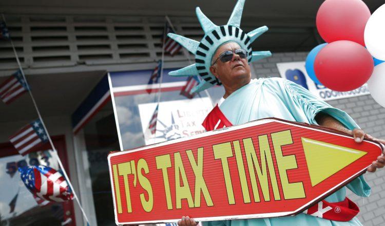It is tax season again