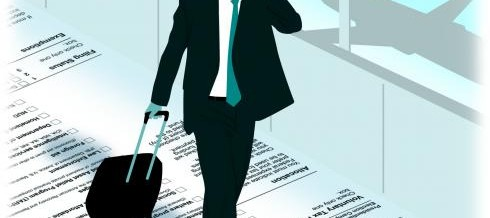 Business rules for employee expense management