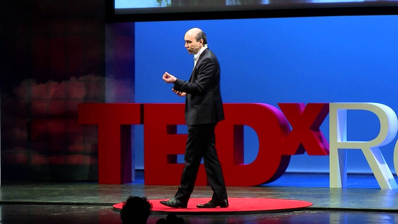 Giovanni Corazza's TED Talk on Creative Thinking for entrepreneurs