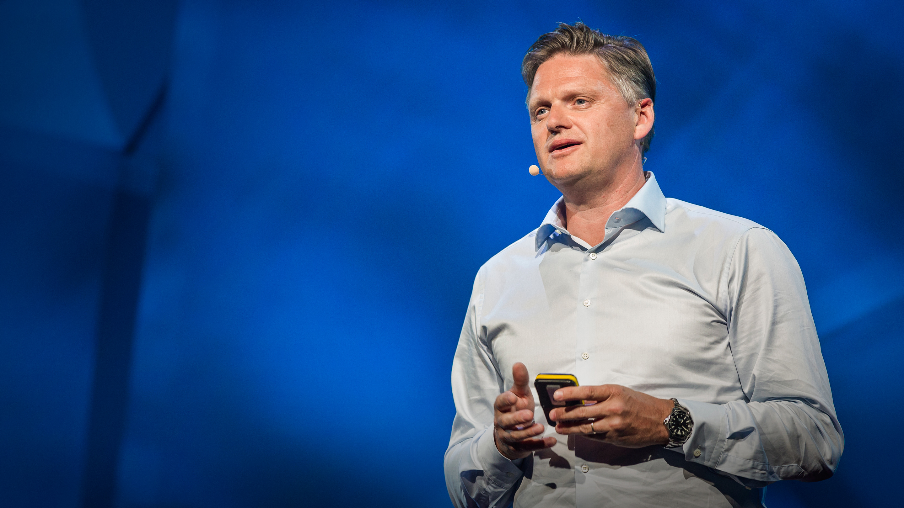Knut Haanaes TED Talk on Two Reasons Companies Fail