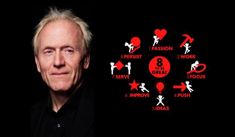 8 secrets of success by Richard St. John on TED Talk
