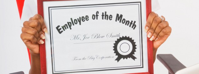 How to reward your employees without necessarily giving them money and achieve a happy workforce