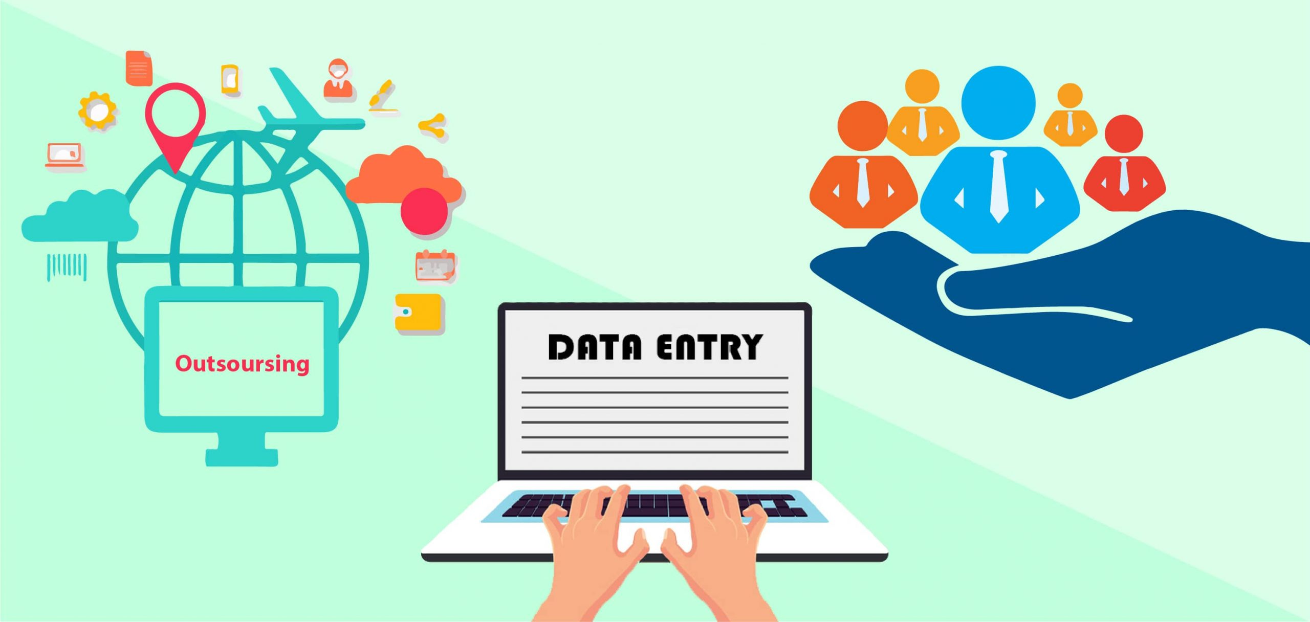 Best data entry service provider near me
