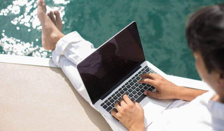 Remote job header