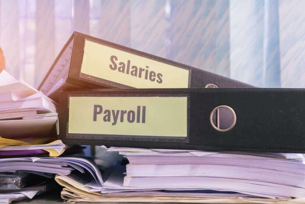 Remote job salary