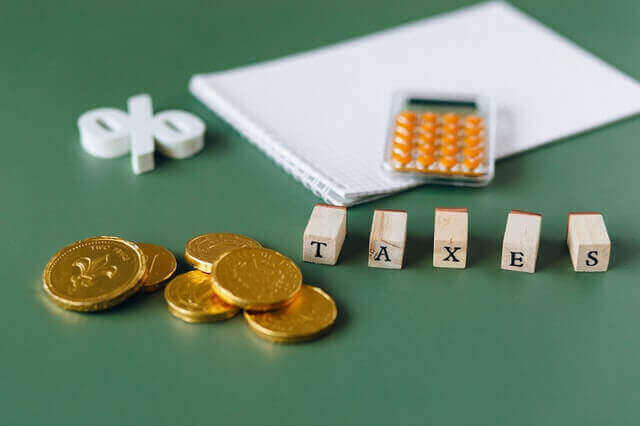Different types of taxpayer identification numbers