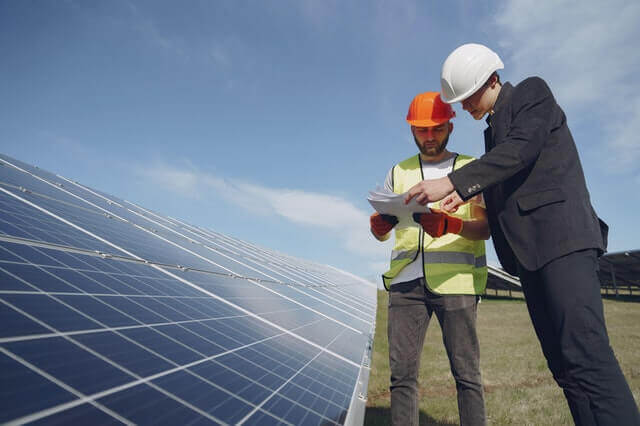 Solar power business and how to hire an installer
