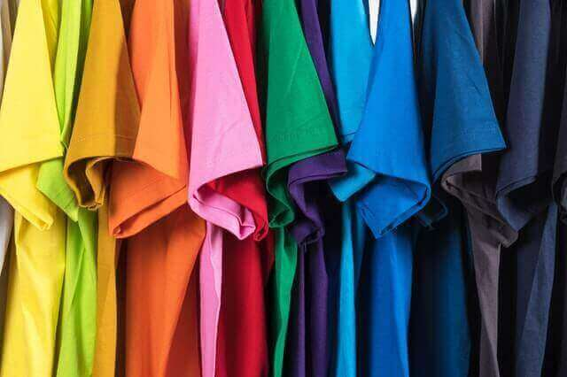 Why t-shirt is a great promotional product