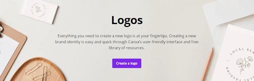 Canva is the best logo maker from Australia