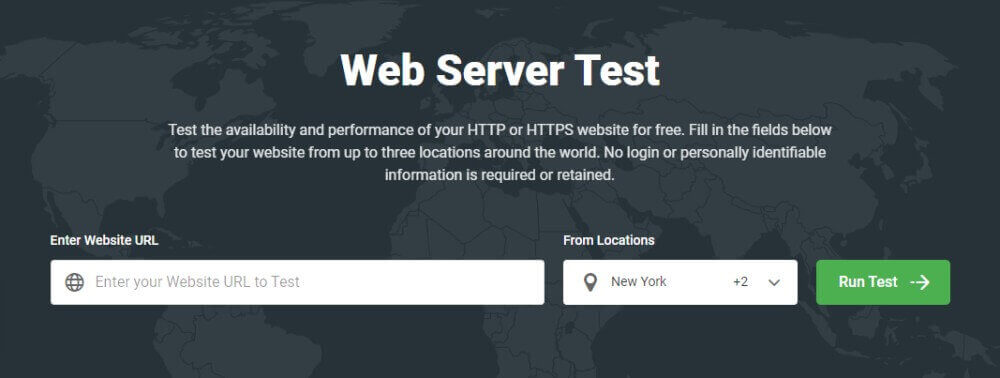 How to check your web hosting server speed