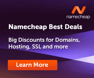 Get affordable domain name and web hosting from Namecheap