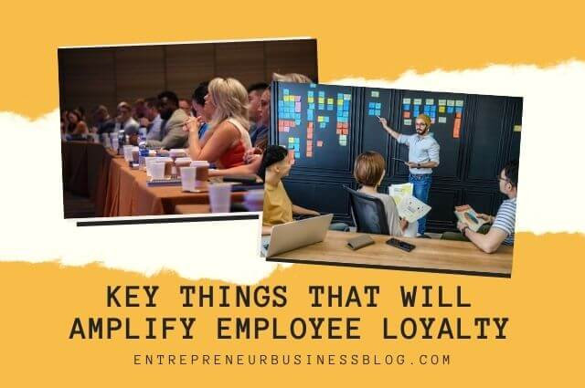 How to Amplify Employee Loyalty
