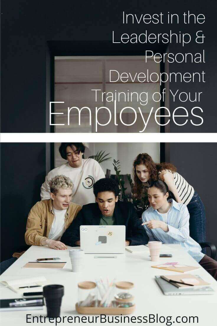Invest in training to amplify employee loyalty