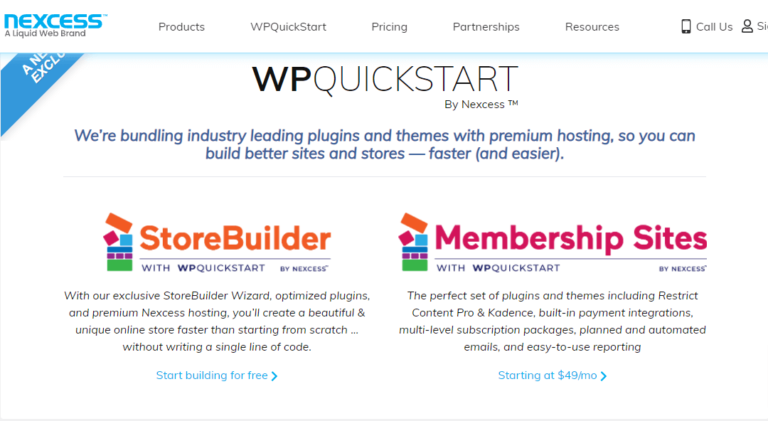 The best DreamHost competitor for building online stores and membership sites