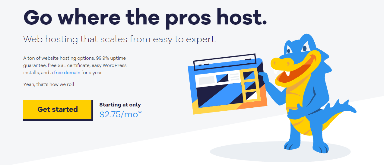 Why HostGator is one of the best DreamHost alternatives